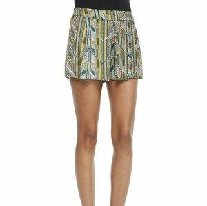 Ella Moss Mazatlan Mini Shorts Size Small